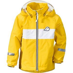 Демисезонная куртка Didriksons Kalix. Цвет: желтый