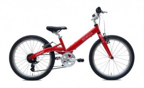 Велосипед двухколесный  LikeToBike 20 два ручных тормоза Kokua
