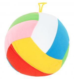 Мяч Шалун  с погремушкой, 16 см Мякиши