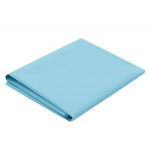 Клеенка  подкладная с ПВХ покрытием, 1 шт, цвет: голубой Колорит