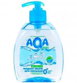 Мыло AQA baby жидкое с дозатором, 300 мл