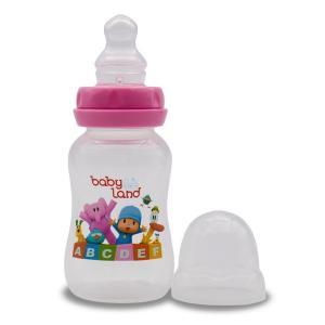 Бутылочка-поильник  для первого прикорма, с 3 месяцев, 125 мл Babyland
