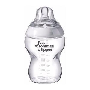 Бутылочка для кормления  Closer To Nature с антиколиковым клапаном, 260 мл Tommee Tippee