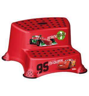 Подставка двойная  Disney Машины, цвет: красный Keeeper