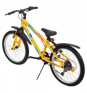 Детский велосипед  MTB HT 20, цвет: желтый Altair