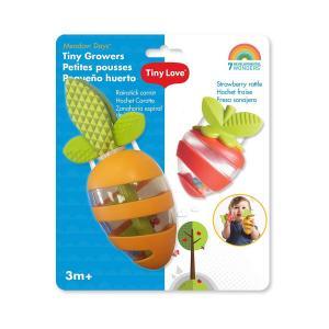 Развивающая игрушка  Морковка и Клубничка Tiny Love