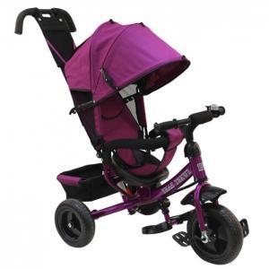 Трехколесный велосипед  Mega Lexus Trike 8/10 EVA, цвет: violet Sweet Baby