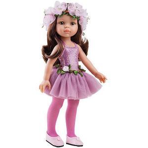 Кукла  Кэрол балерина, 32 см Paola Reina. Цвет: разноцветный