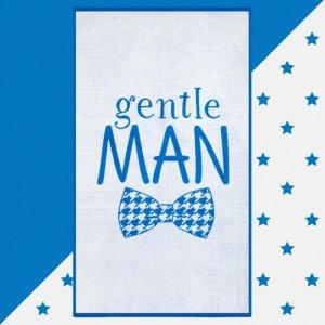 Полотенце махровое Gentleman 130х70 Этель