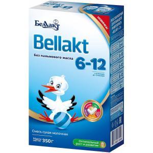 Молочная смесь  6-12 месяцев, 350 г Беллакт