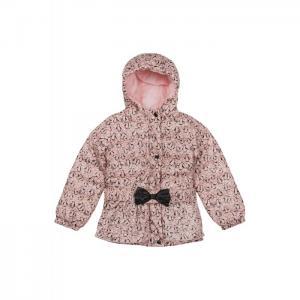Куртка демисезонная для девочки 16-4008-SI Born