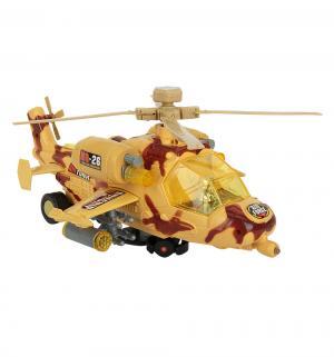 Вертолет  Дивизион, цвет: желтый Tongde