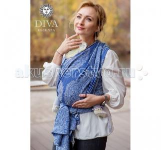 Слинг  шарф, хлопок-бамбук Diva Essenza