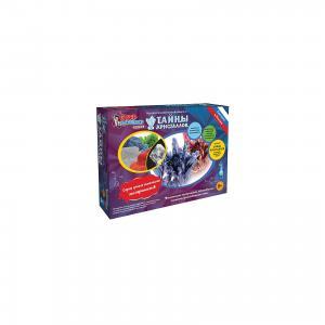 Игровой набор Тайны кристаллов Genio Kids