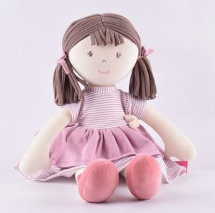 Мягконабивная кукла Brook 38 см Bonikka