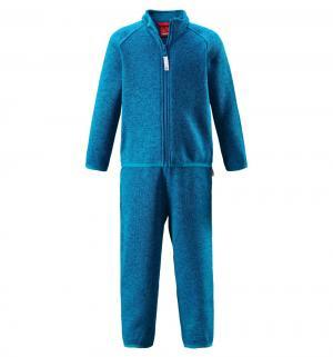 Комплект термобелья кофта/брюки  Tahto, цвет: голубой Reima