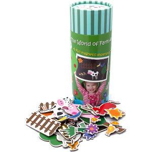 Магнитная игра  Мир домашних животных The Purple Cow