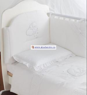 Комплект в кроватку  Polvere Di Stelle (5 предметов) Italbaby