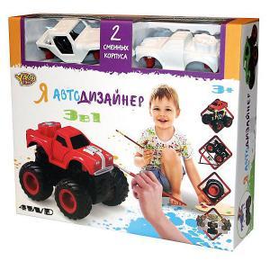 Набор для творчества 3 в 1  Toys Я автодизайнер, M6540-3 Yako