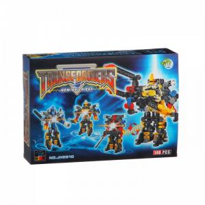 Конструктор  Toys Страйп Трансформер-робот JH6910 (148 элементов) Dragon