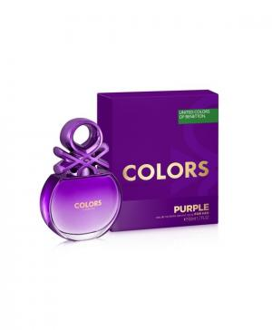 Туалетная вода (50 мл)  Colors Purple Benetton