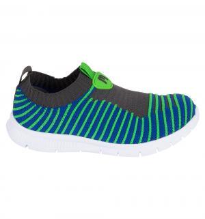 Кроссовки , цвет: синий/зеленый Mursu