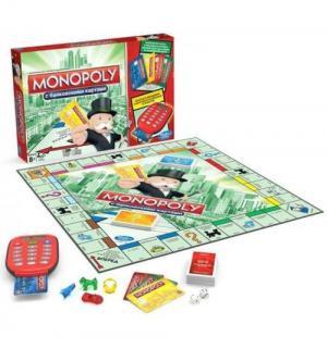Игра  с банковскими карточками обновленная Monopoly