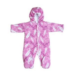 Комбинезон  Путешественник, цвет: розовый Babyglory