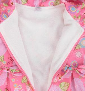 Ветровка , цвет: розовый/желтый Fun Time