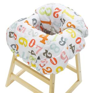 Накидка на сиденья Облако цифр Infantino