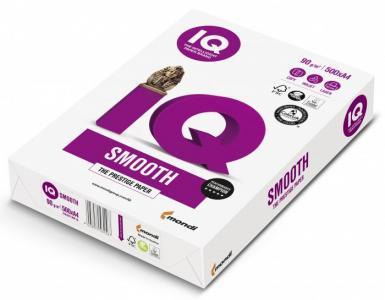 Smooth Бумага А4 90 г/м2 500 листов IQ