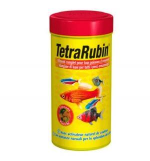 Корм сухой  Rubin для усиления естественной окраски рыб, 100мл Tetra