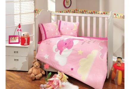 Постельное белье  Sleeper 100х150 (5 предметов) Hobby Home Collection