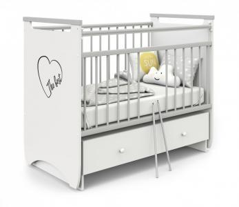 Детская кроватка  Gerda (поперечный маятник) Атон