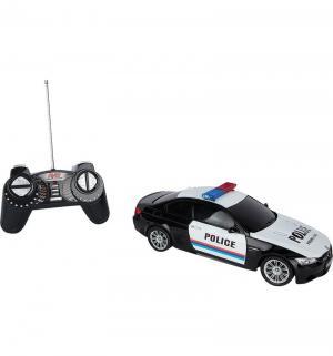 Машина на радиоуправлении  BMW M3 черная 1 : 18 GK Racer Series