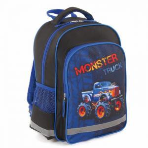 School Рюкзак для начальной школы Monster truck Пифагор