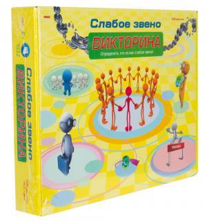 Настольная игра  Викторина (200 карточек) Рыжий кот