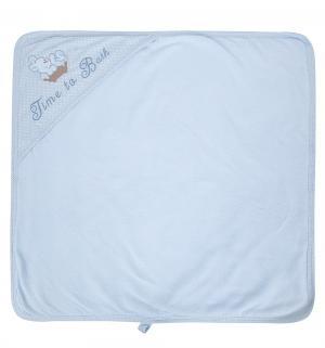 Комплект постельного белья  Babelek полотенце/рукавичка 75 х см, цвет: голубой Sofija
