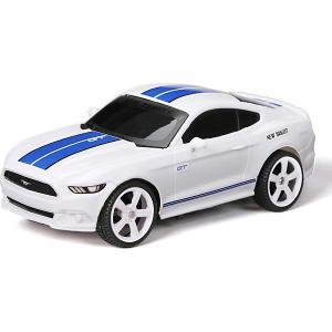 Радиоуправляемая машинка  Sport Car 1:24, белая New Bright. Цвет: белый