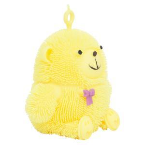 Фигурка животного  желтый Игруша