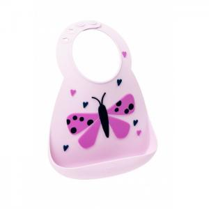 Нагрудник  Baby Bib Butterfly Make my day